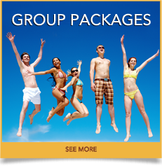 Discover our promotions and our group packages.